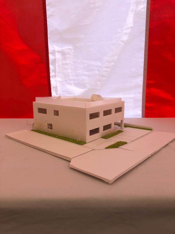 パースと建築模型(住宅模型)のお話